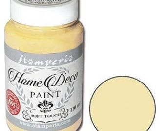 Home Deco Soft Color 110 ml paint - cream