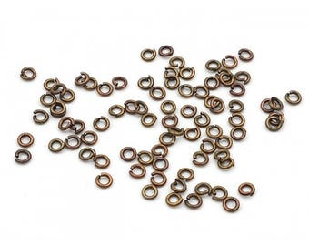 junction 300 rings bronze 3mm