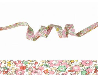 Liberty of London Betsy Ann Sweet Pink by the yard fabric