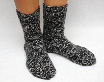 New year gift for him gift for men gift for husband gift Hand Knit socks mens socks knitted socks warm socks winter socks Christmas gift