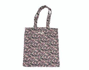 Tote bag pink Big