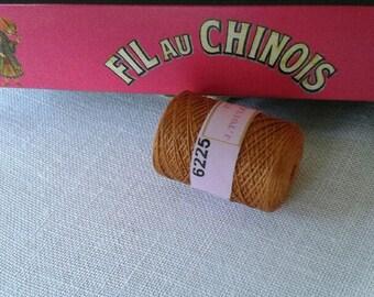 Chinese 6225 dark ochre cocoon