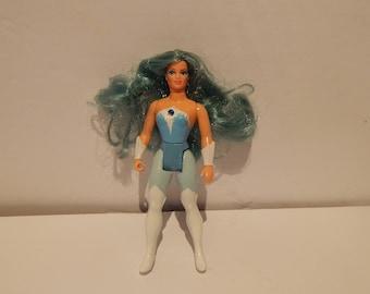 Vintage Princess of Power Frosta Ice Empress of Etheria Doll Mattel 1984