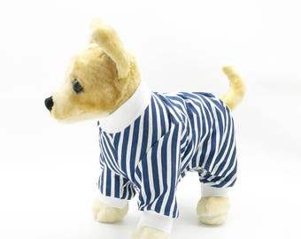 Pajamas for Dogs,Dog Pajamas,Dog T-Shirt,Dog Shirt,Dog PJs,Dog Clothes,Dog Onesie,Dog Jammies