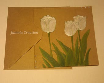 Double strand personalized for any occasion greeting card