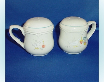 Marmalade by International Geese Salt and Pepper Shakers