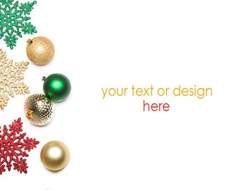 Styled Stock Photography / Holiday Styled / Christmas Styled / Christmas Background / MockUp / Stock Photo, christmas mock up