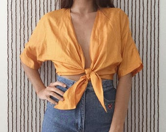 Indian Tie Up Blouse