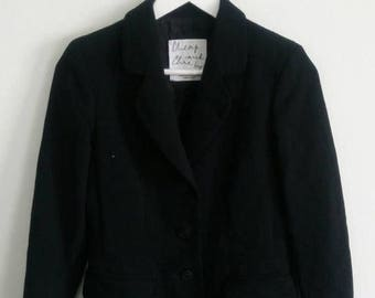 20% OFF Vintage MOSCHINO Cheap and Chic Coat Jacket Casual Italy Made Moschino Jeans