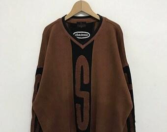 20% OFF Vintage Santafe Sweatshirt/Santafe Big Logo/Santafe Spell Out