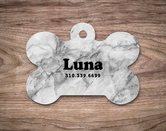 Marble Dog tags personalized Pet id Tag Dog Tags Dog ID Tag Pet ID Cat Tags Dog Tag Pet Tag Pet Gift Pet Tags Dog id Tag Custom Pet id Tag