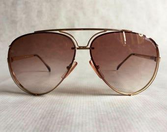 Julio Iglesias 892 Vintage Sunglasses - Full Set - New Unworn Deadstock