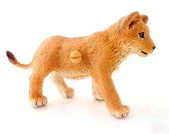 Lion Cub Drawer knob - Decorative knobs - Animal Drawer Knobs - Animal Door Knob - Lion Nursery - Lion Gifts - Lion Cub - Nursery Lion Gift