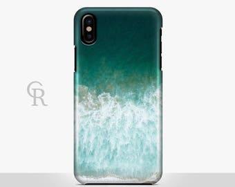 Ocean Phone Case For iPhone 8 iPhone 8 Plus - iPhone X - iPhone 7 Plus - iPhone 6 - iPhone 6S - iPhone SE - Samsung S8 - iPhone 5