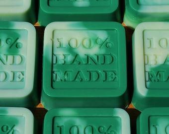 BULK x 50 - Handmade Soaps - Coconut & Lime
