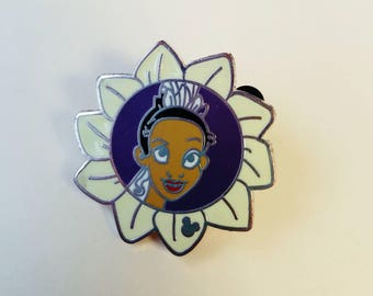 Hidden Mickey Tiana pin
