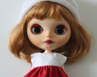 "BLYTHE Doll CUSTOM ""Clear"" - Custom customized doll/doll to adopt/adopt to"