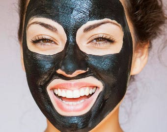 Gypsy Mud Detox Face Mask with Charcoal and Lavender FREE SHIPPING