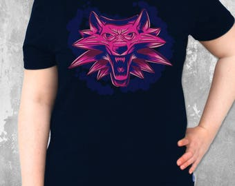 "Witcher 3 T-Shirt ""Wild Hunt"" 