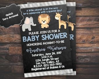 Baby shower invitation, Baby Shower