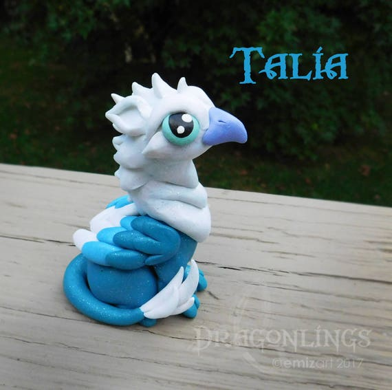 Polymer Clay Griffin- Design Your Own Grifflet!
