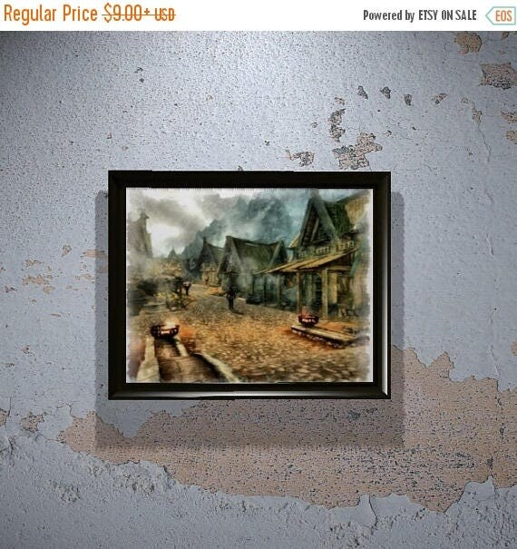 how to wall break out of whiterun