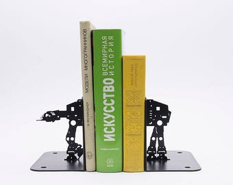 AT-AT Star Wars steel bookend