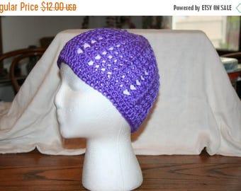 Sale Handmade, Crocheted Hat, Cap, Female