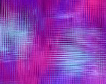 Aflutter by Studio E - Woven Spectrums Purple - Cotton Woven Fabric