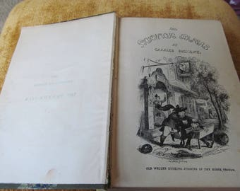 Charles Dickens The Posthumous Papers of the Pickwick Club 1890's