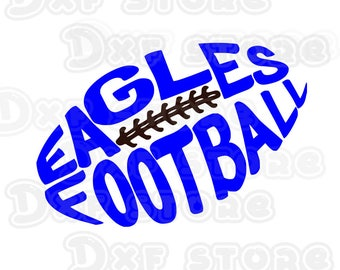 Eagles,philadelphia eagles,football,college team SVG,DXF,PNG for use with Silhouette Studio and Cricut Design Space