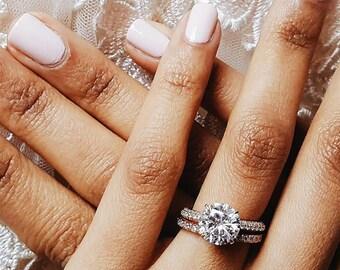 The Blake Engagement Ring