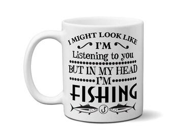 Fishing Gifts Coffee Mug Funny Gifts For Fisherman