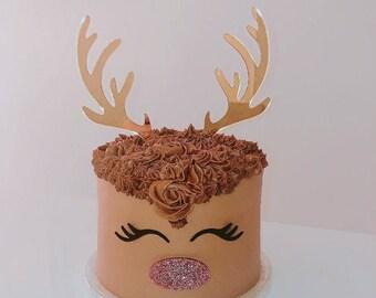 Rudolph cake kit!