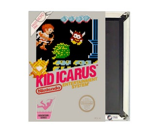 Kid Icarus NES Magnet