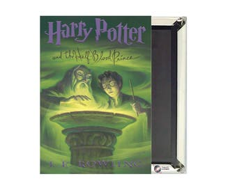 Harry Potter and the Half-Blood Prince Cover Magnet