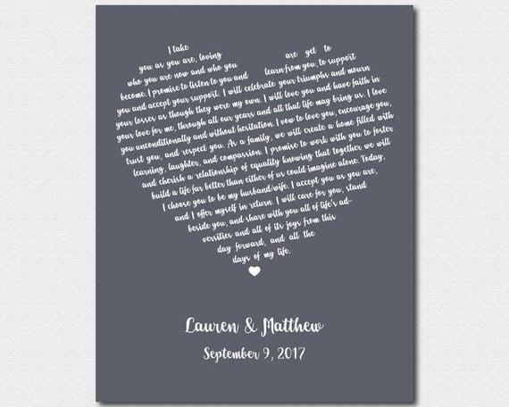 Wedding Gift Song Lyrics Wedding Gift Wedding Song Lyric Art