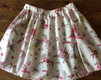 Liberty Skirt age 5y W 22ins