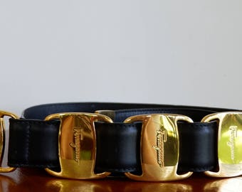 Vintage Salvatore Ferragamo Belt