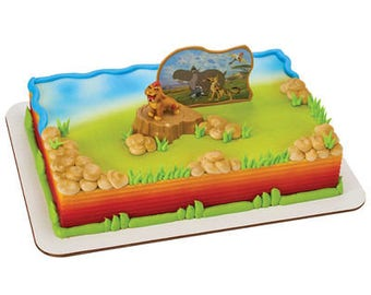 Lion king cake Etsy