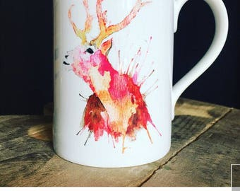 Autumn Stag Mug
