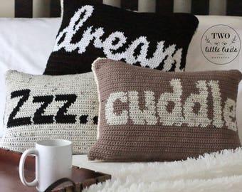 Handmade crochet pillow etsy crochet pattern crochet throw pillow crochet pillow pattern pillow cover baby shower dt1010fo