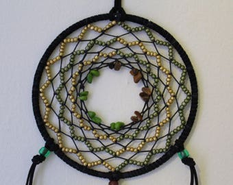 Forest Vibes Dream Catcher!
