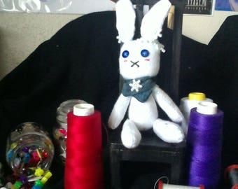 MySrapBuddies: snow bunny
