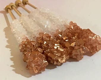 Rose Gold Dazzle Sticks! Free ship!