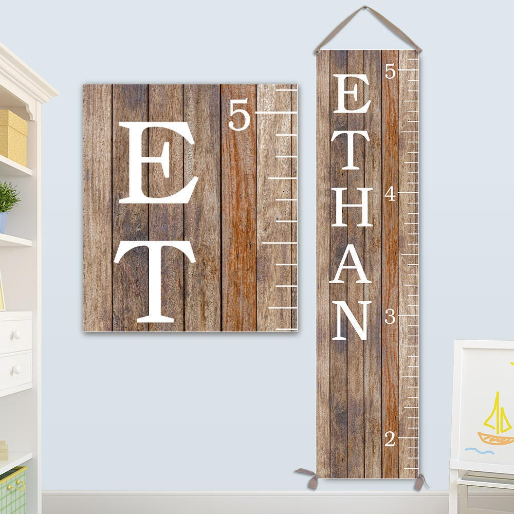Growth chart ruler personalized canvas growth chart boys growth growth chart ruler personalized canvas growth chart boys growth chart wood image on canvas gc0118sang nvjuhfo Gallery