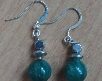 Everlasting Evergreen Earrings