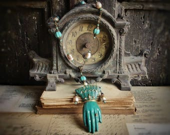 Victorian Turquoise Charm
