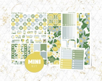 Lemon Drop Mini Kit | 120+ Stickers