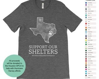 Support Our Shelters - Hurricane Harvey Donation